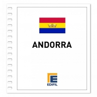 Suplemento Edifil Andorra 2018