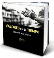 Libro de sellos de correos España y andorra 2020...