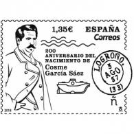 R36C 46X37 Sello de Caucho Cosme García