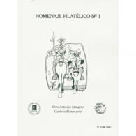 R103 110X144 HOMENAJES FILATELICOS 2005/2014