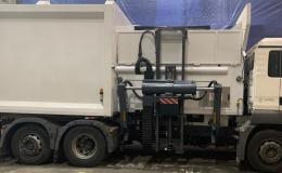 Alquiler y Venta de camiones de basura - carga lateral