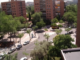 CHAMARTIN-HISPANOAMERICA-COLOMBIA/URUGUAY