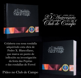 LIBRO DEL 25º ANIVERSARIO DE LA RONDALLA DEL CLUB DE CAMPO