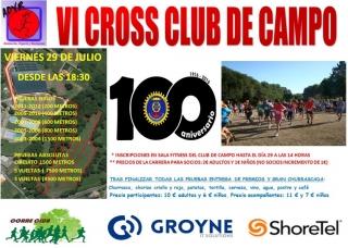VI CROSS CLUB DE CAMPO DE FERROL