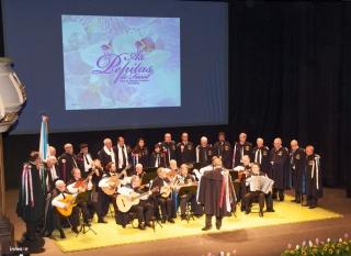 LA RONDALLA DEL CLUB DE CAMPO EN EL COLEGIO VALLE INCLÁN
