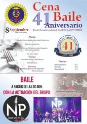 FIESTA 41 ANIVERSARIO CLUB DE CAMPO