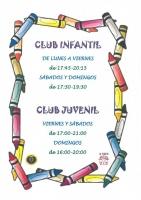 CLUB INFANTIL Y CLUB JUVENIL