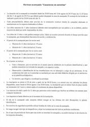 ACAMPADA APLAZADA HASTA EL DÍA 24 DE AGOSTO