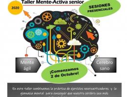 TALLER MENTE-ACTIVA SENIOR