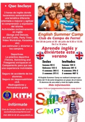 KITH ENGLISH SUMMER CAMPS