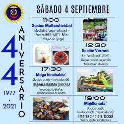 44 ANIVERSARIO CLUB DE CAMPO