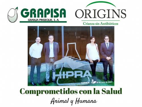 Comprometidos con la Salud Animal y Humana