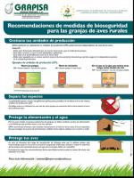 Bioseguridad Granja Pinseque ERPA
