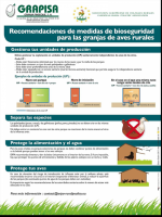 Fichas de Bioseguridad Granja Pinseque ERPA