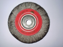 CEPILLO ALAMBRE ACERO 0'10 mm
