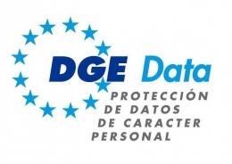 DGE Data. Protección de Datos de Carácter Personal. (CN)