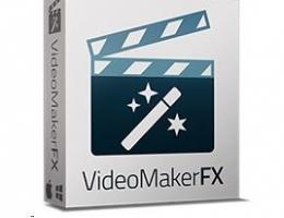 VIDEO MAKER FX - SOFTWARE DE EDICIÓN DE VIDEO