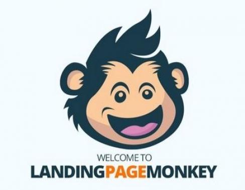 LANDING PAGE MONKEY - SOFTWARE  DESARROLLO LADING PAGE