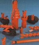 Barrenas helicoidales y brocas de tenedor