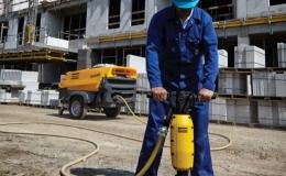 Aire comprimido, Sistema hidráulico y Compresores