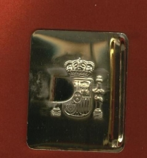 REVERSE OF A BUCKLE