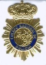 EMBLEMA POLICIA NACIONAL