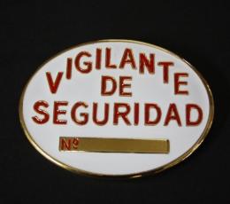 EMBLEMAS CIVILES. PLACAS DE SEGURIDAD