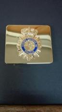 SPANISH NATIONAL POLICE GALA BUCKLE
