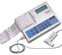 Espirómetros