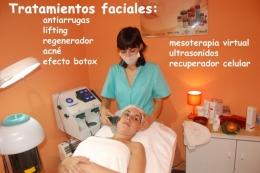 Bono de 5 sesiones de tratamientos faciales
