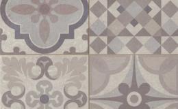 PORCELANICO SKYROS DECO GRIS COM 44,2 x 44,2 a 12,50 €/m2 + iva