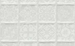 AZULEJO TAMIL BLANCO BRILLO COMERCIAL 13 x 13 a 14,50 €/m2 + iva