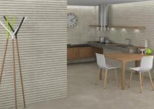 AZULEJO MAKRAN CREMA DECORADO GUANOCO CREMA COM 25 x 75 a 12,50 €/m2 + iva