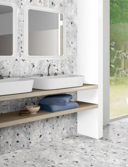 PORCELANICO SONAR SILVER COMERCIAL 66 x 66 A 12,50 €/m2 + iva