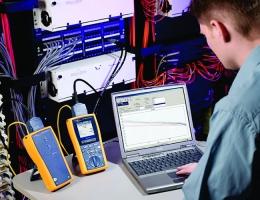 Instalación y mantenimiento de redes de voz y datos