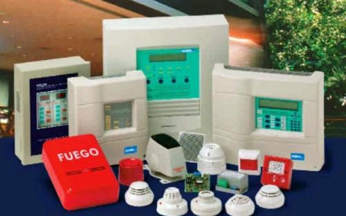 Instalación y mantenimiento de Sistemas de Detección contra incendios
