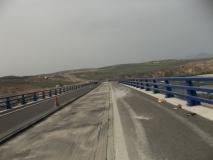 Impermeabilización de tableros de puentes en Autovia de Benamejí