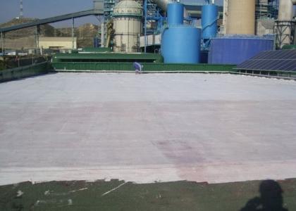 Impermeabilización 2ª Fase Cubierta Almacén en Endesa - Carboneras ( Almería )