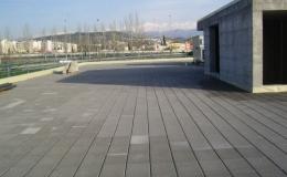 Cubiertas en Metro Ligero de Granada