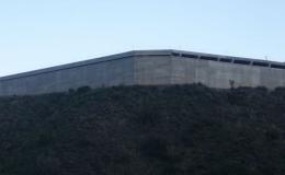 Impermeabilización en depósito de Sopalmo- Mojácar ( Almería )