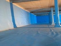 Impermeabilización de tanques de agua de ciclo, en Endesa- Carboneras ( Almería )