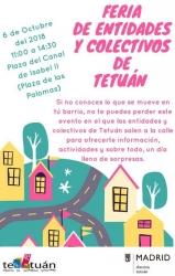 Feria de Asociaciones y Entidades de Tetuán