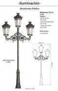 Farola Mod. 10-512