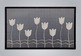 Valla de forja Tulipán