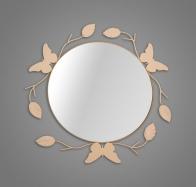 Espejo de forja Primavera