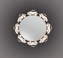 Espejo de forja Coches