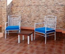 Sofá de forja Siena