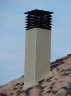 Deflector metálico de Lamas