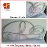 Plata metalizado (Forja)