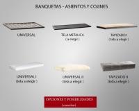 Confecciones para mobiliario